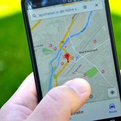 User Localization Update bei Google